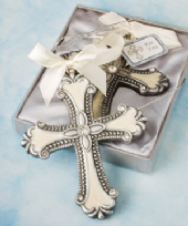 Decorative Cross Ornament Favour